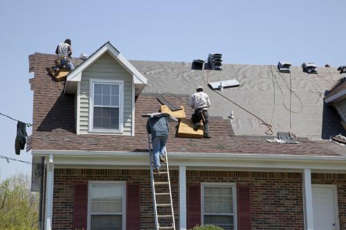 davis roofing contractors